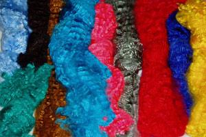 textile raw materials